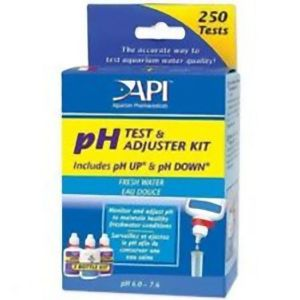 API Deluxe PH Test Kit Includes PH up down Tropical Freshwater Aquarium fish